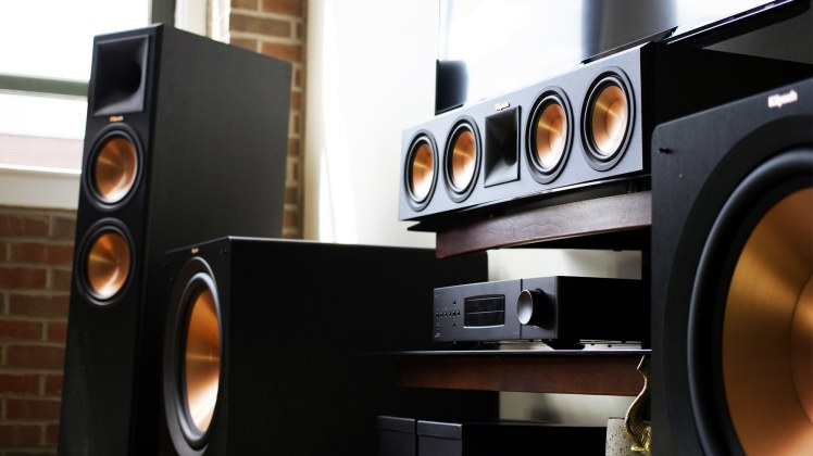 Klipsch-Home-Theater-Systems